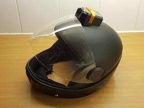 Skydiving Cookie G3 Helmet RunCam 2 Camera Mount