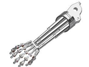 Terminator Arm replica