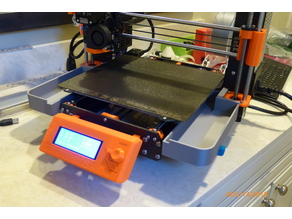 PRUSA Mk3 Containers