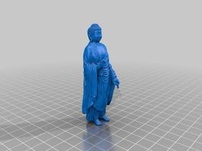 大仏(Amitaabha)3Dデータ