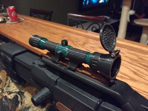 Nerf Scope Cover