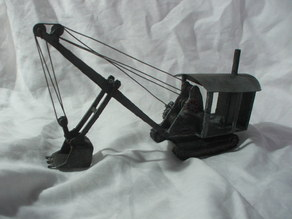 Steam Shovel