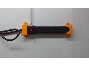 Forza PS-001B powerstrip mounts