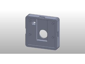 Raspberry Pi Camera Housing (rev 1.3 board)