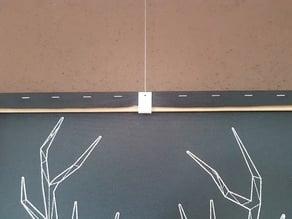 IKEA Bilderhaken (picture hook)