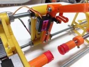 Improved printable eggbot - additional parts