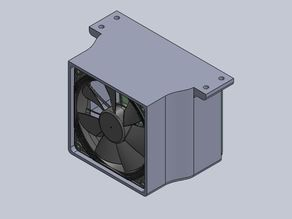 Air Filter for LACK Enclosure