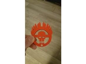 Mad Max Fury Road Keychain