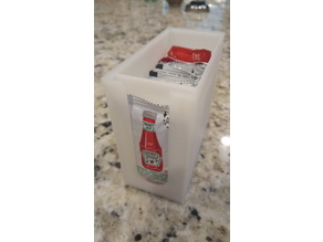 Sauce Packet Storage
