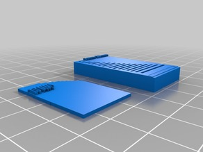 3d print scale and ruler