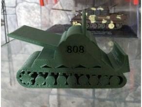 Tank Phone Holder