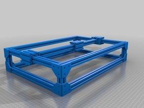 Laser Cutter Frame