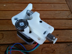 FlexiStruder with Pneumatic Push in Connector