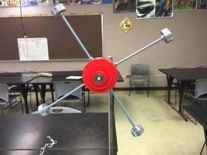 Rotational Motion Apparatus