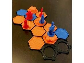 Pocket Tactics Grid Tray - 4th Edition