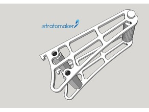 Support bobine Stratomaker