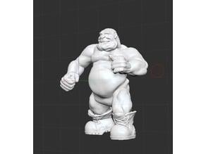 interstellar ogre base body (for 3d work)