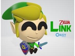 Link Figurine - by Objoy Creation