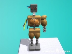 Destroyed Freddy
