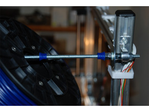 filament spool alignment
