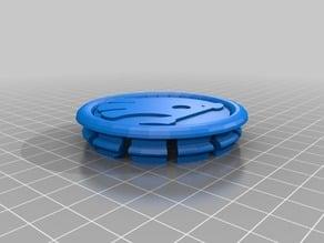Skoda Center Wheel Cap 2