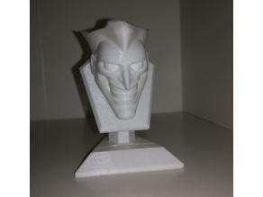 Joker Head. Mark Hamill version