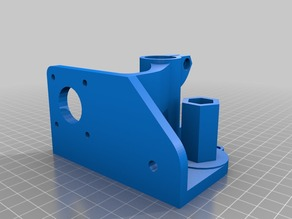 X-ends for holding 20x20 extrusion nuts/lm10uus