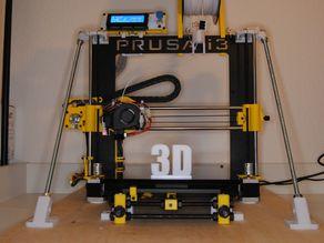 Rahmenverstärkung / frame reinforcement Prusa i3 hephestos bq