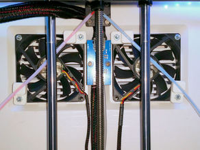 FlashForge Dreamer Short Fan Filament Guide Clip