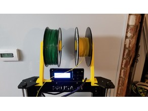 p802 Stronger Spool Arm