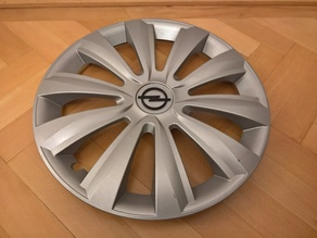 OPEL Wheel Hub Cap Badge