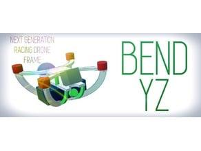 BENDYZ - Next Gen. Racing drone frame - V0.1
