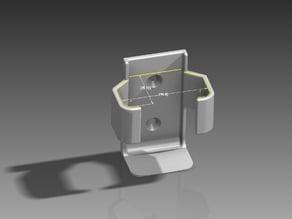 LG Air Conditioner Remote Control Holder (economy model)