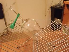 KVOT IKEA Dish drainer Wine Glass Holder