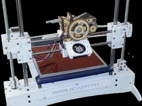 Printrbot Plus, V2, CNC Router, 1/16in endmill
