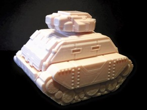 Gilgamesh Pattern Battle Tank (18mm scale)