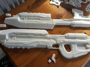Halo 5 Rifle