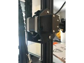 CR-10 X Pulley Cover compt Z axis cable drag chain