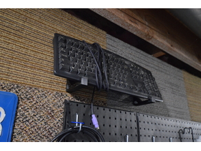 Large High Strength Hanging Bracket / Keyboard Hanger