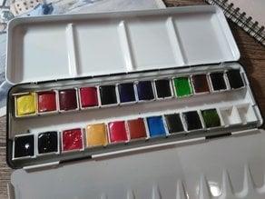 Watercolor Half Pan