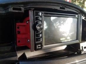 2012 Nissan Quest 2-Din Stereo Brackets