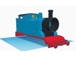 Gauge 1 thomas prop replica