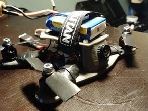 145 Mini FPV Quad Frame