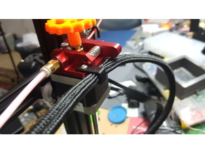 MK8 Extruder Cable Clip for Ender-3