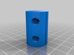 My Customized axis coupler