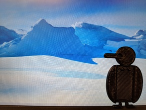 Keep Frozen Penguin