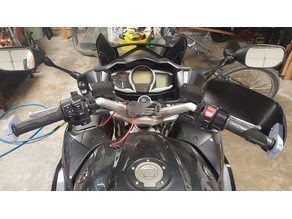 Motorcycle Wind Guard
