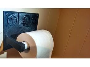 Vader Bathroom Tissue Dispenser