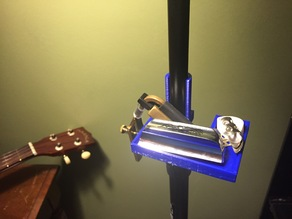 Mic Stand Pick/Accessory Holder