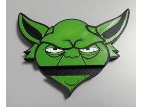 Soporte Celular Yoda
